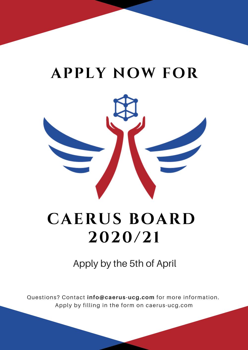 Board Application deadline