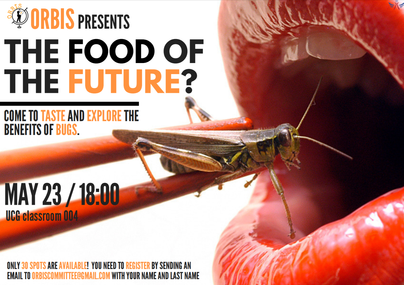 The Future of Food - An Interactive Evening