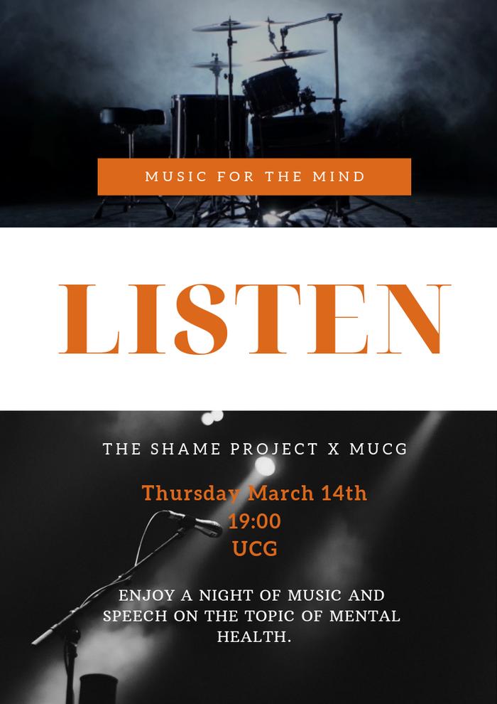 Listen (The Shame Project X MuCG)