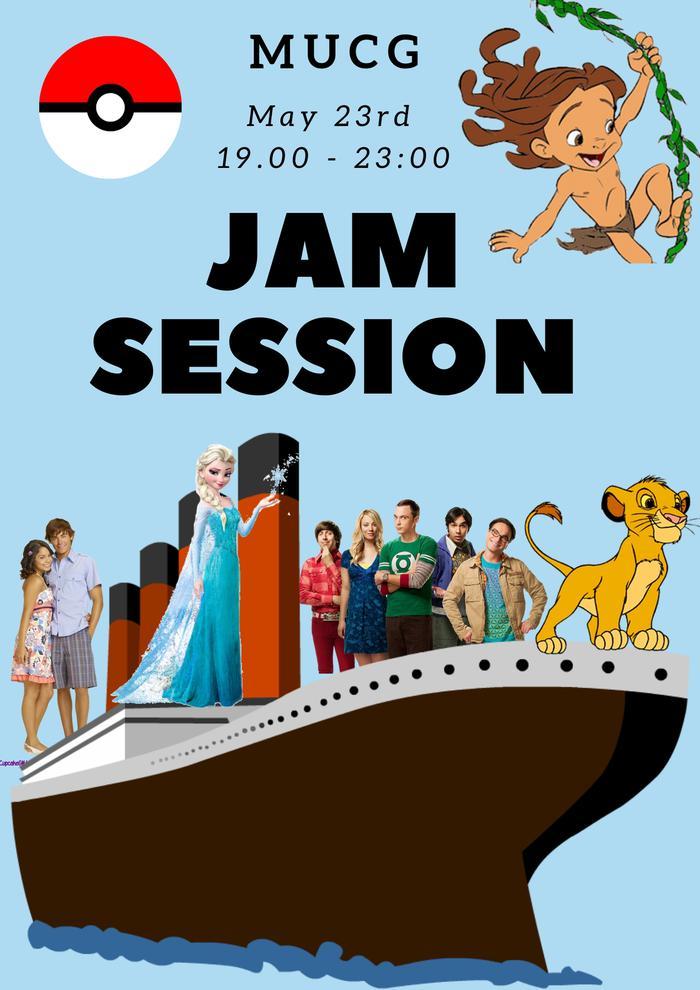 Jam Session: Time for Nostalgia!