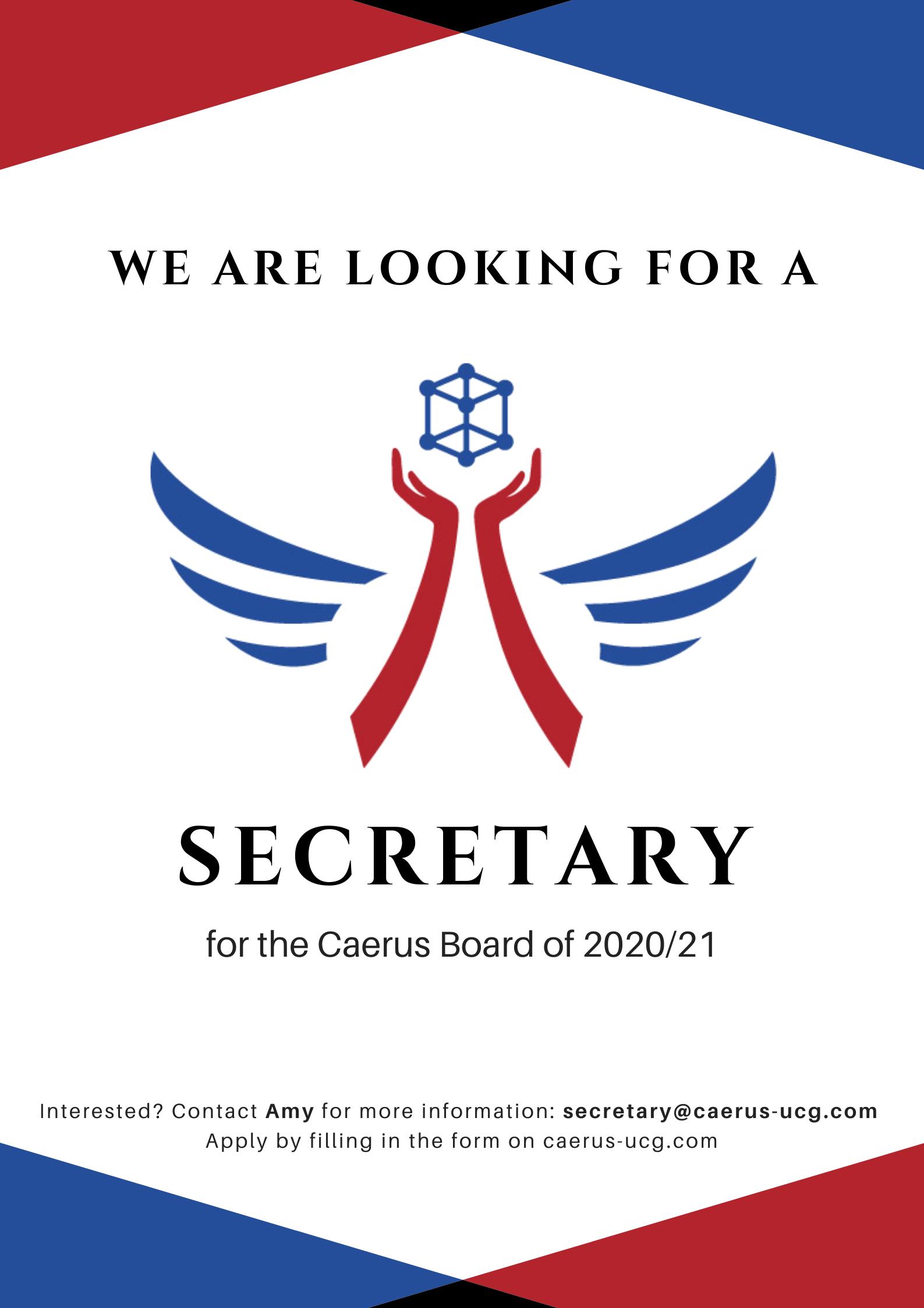 EXTENDED: Board Application deadline