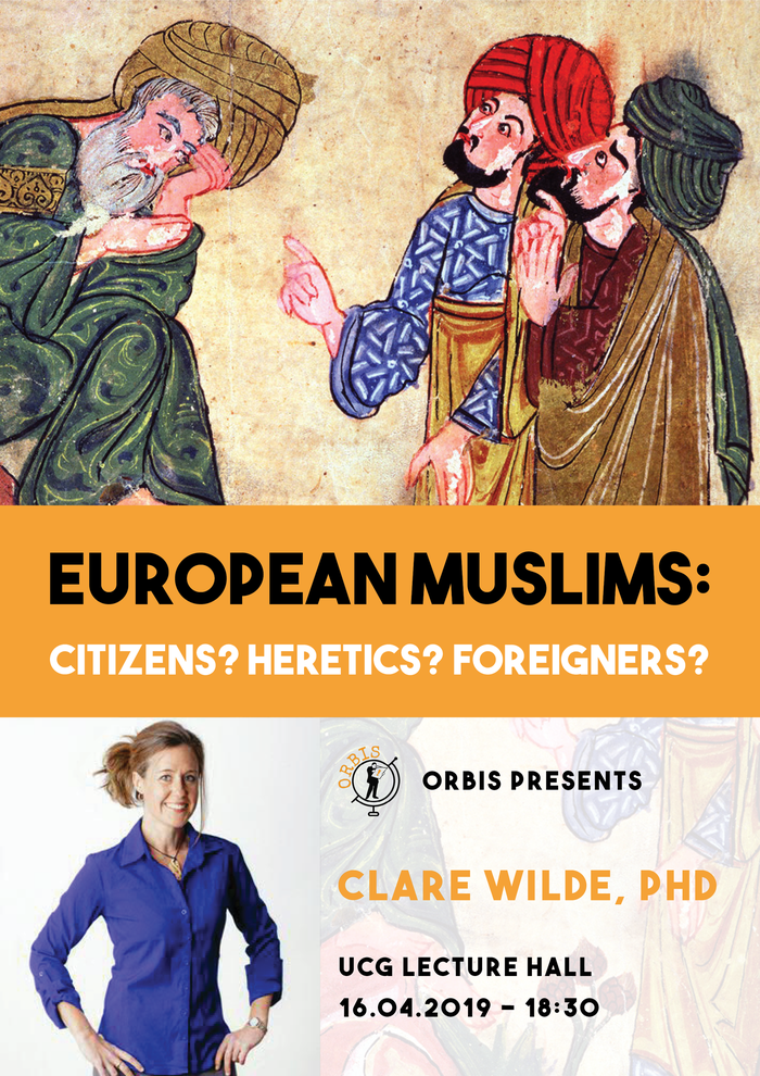 Guest Lecture: European Muslims- Citizens? Heretics? Foreigners?