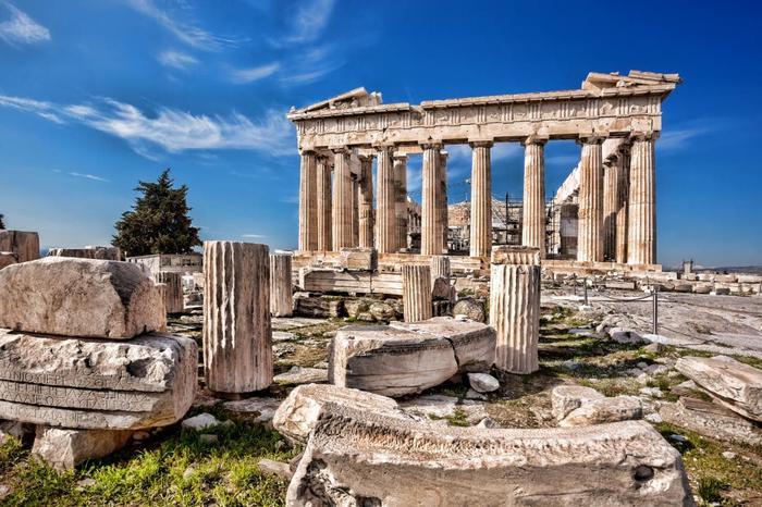 Aeolus Big trip to Greece