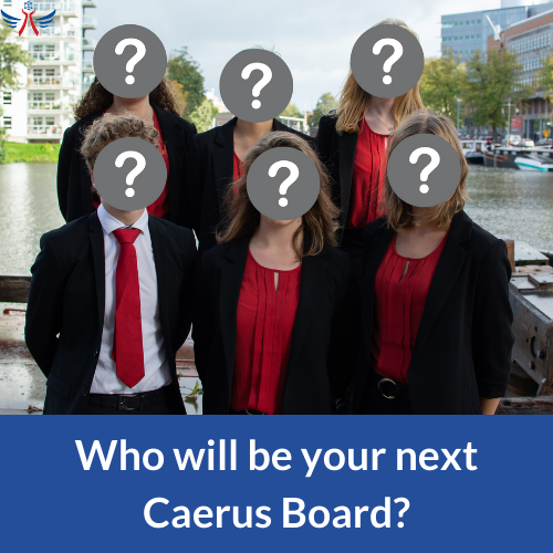 Voting for your 6th Caerus board