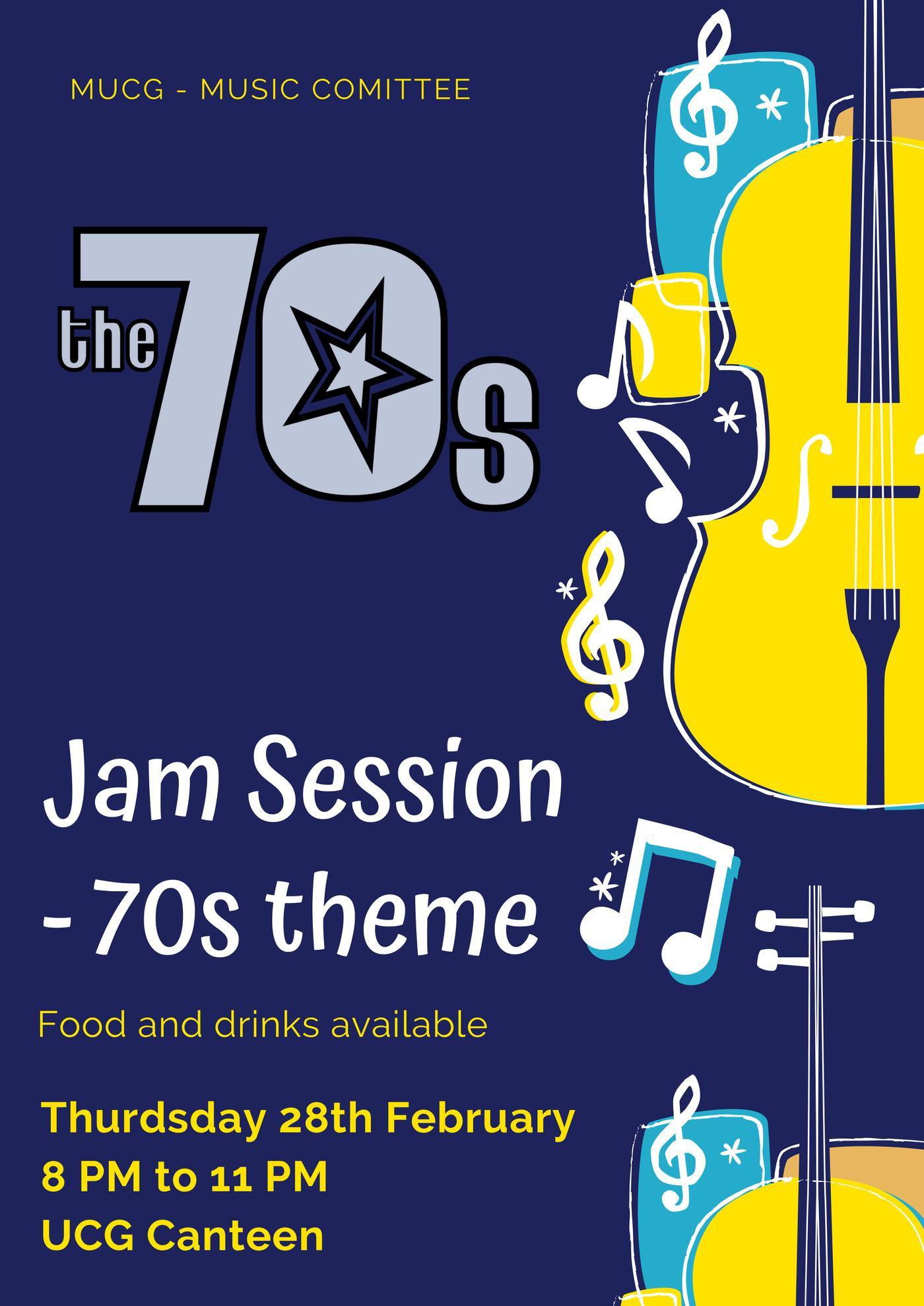 70s Jam Session