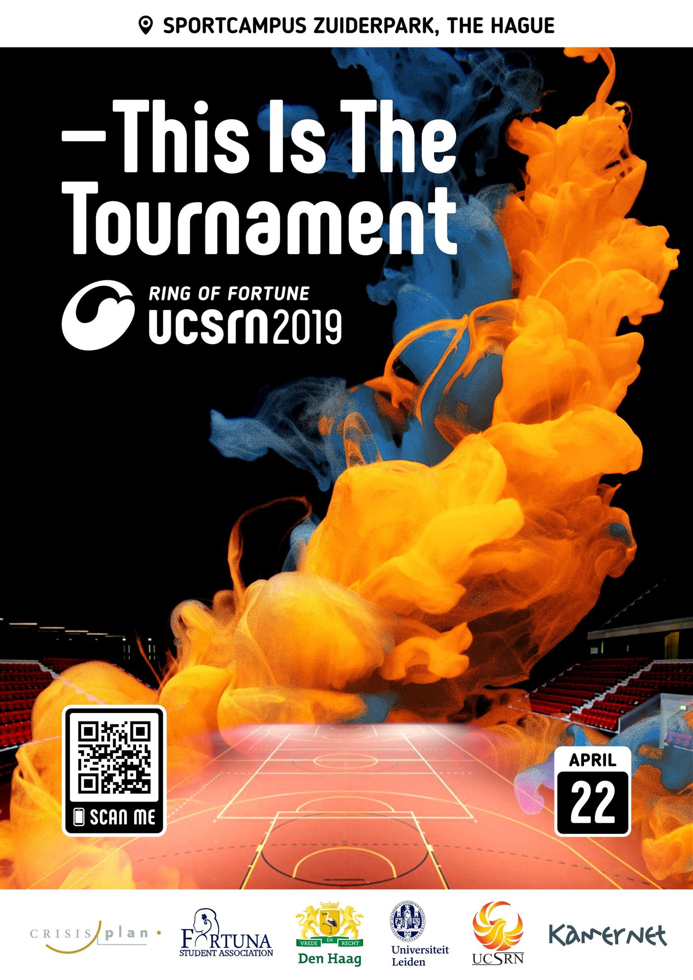 UCSRN Tournament: The Ring of Fortune