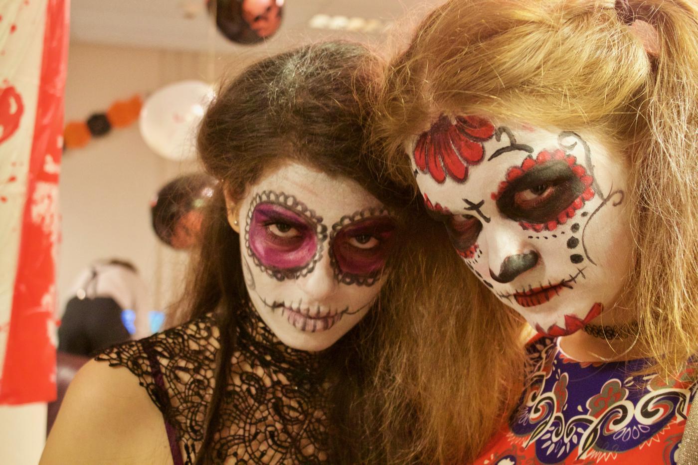 A 'Killer' Halloween Party
