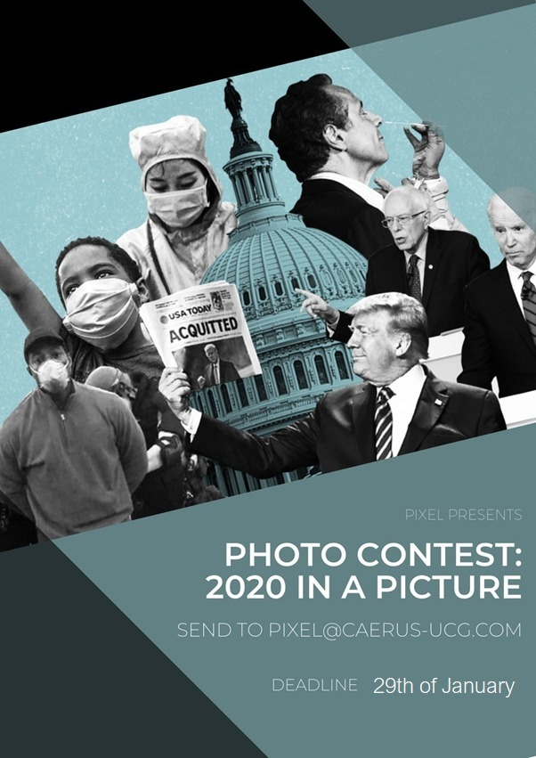 Photo contest - 2020 in a picture