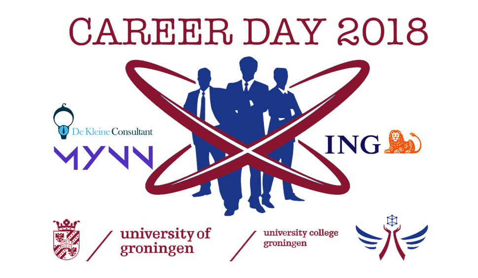 Career Day - What Can I Do With My Degree?