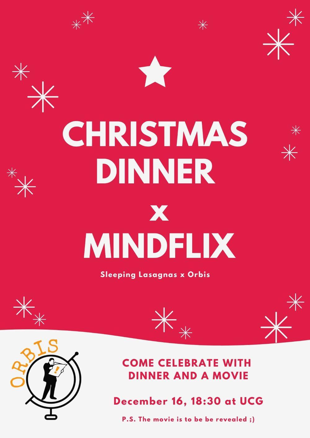 Christmas Dinner X Mindflix