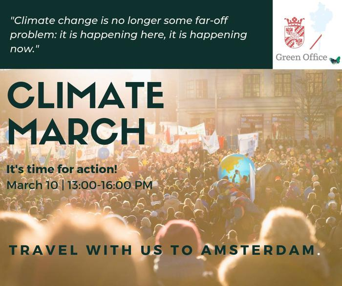 Join us to the Climate March!