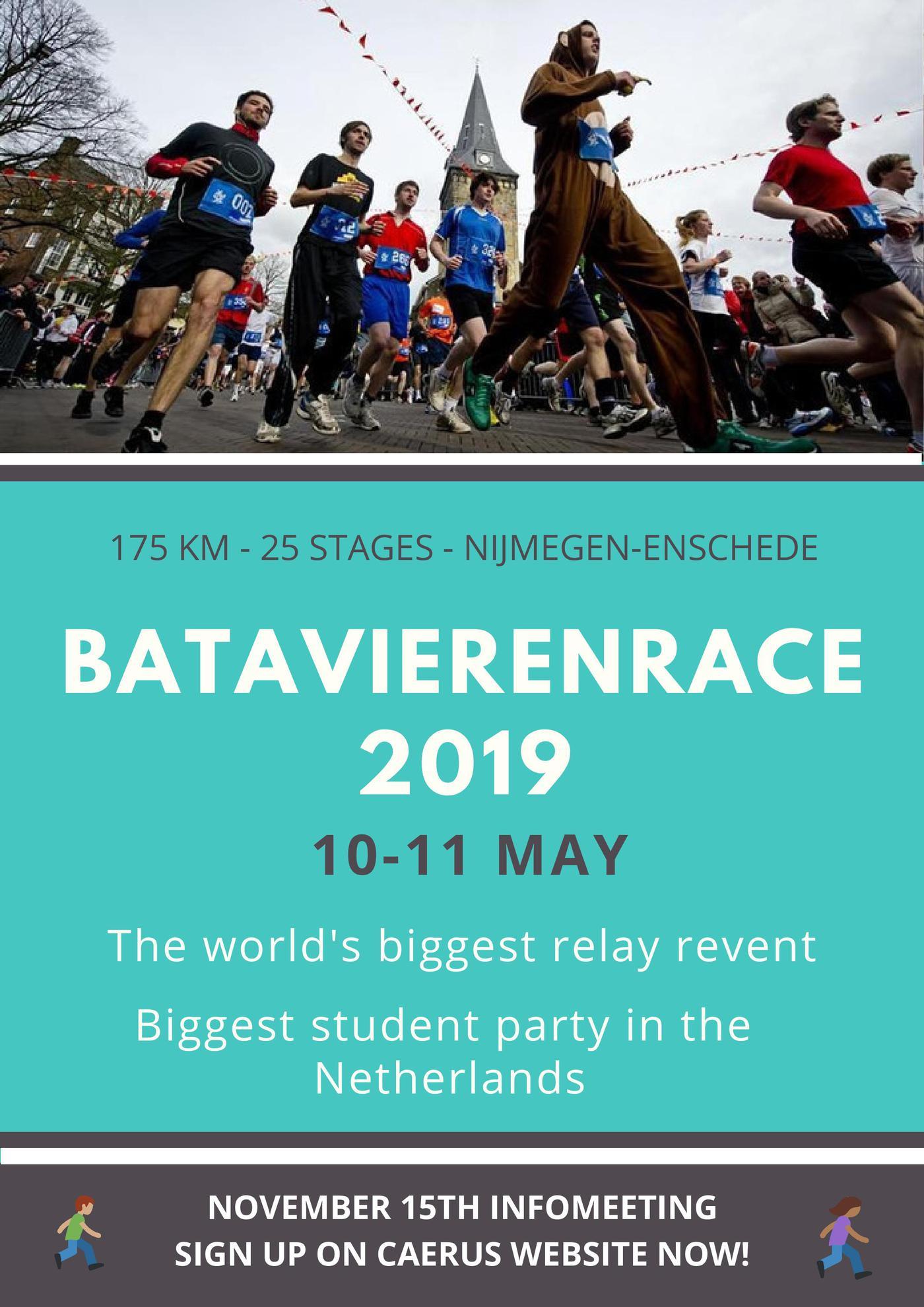 Information session Batavierenrace 2019