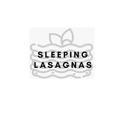 Sleeping Lasagnas Logo