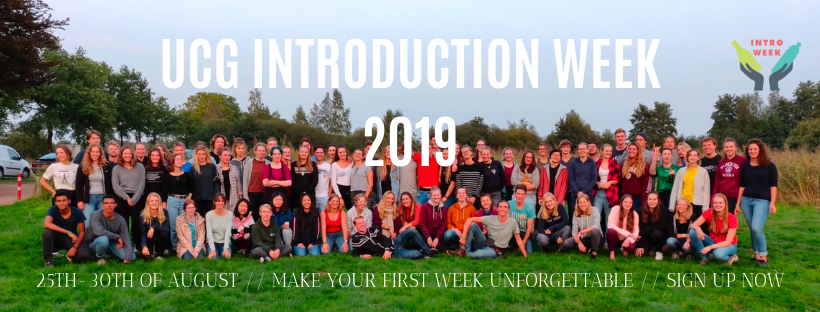 Introduction Week 2019