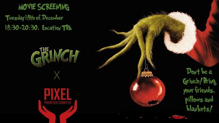 Christmas Movie Screening: The Grinch