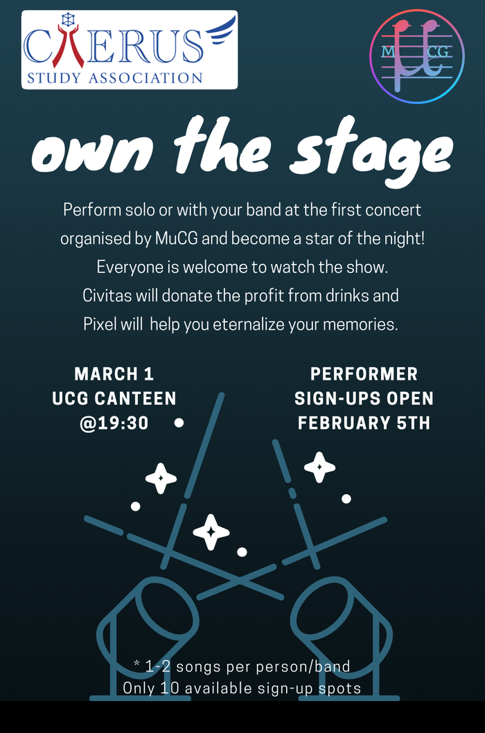 Own The Stage Concert