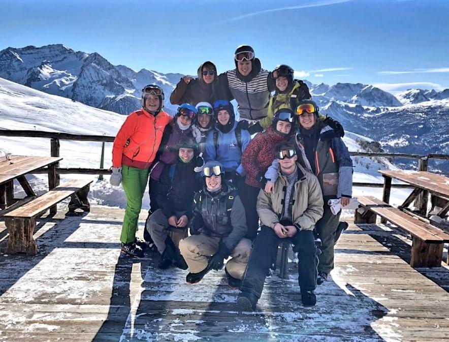 Aeolus Ski Trip