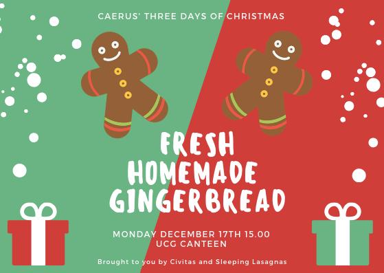 Gingerbread Decorating