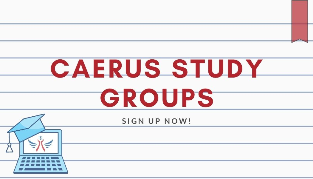 Caerus Study Groups [Block 3]