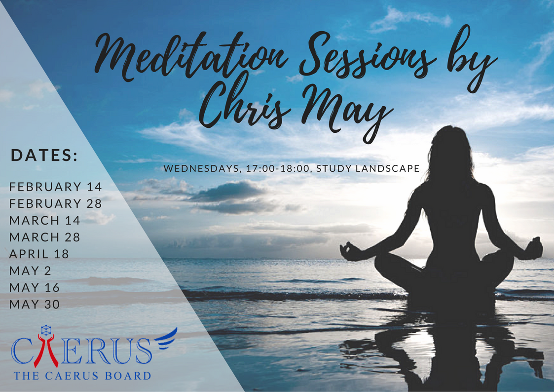 Meditation Session Chris May